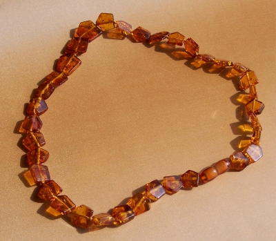 Amber Only Necklace ANECK04