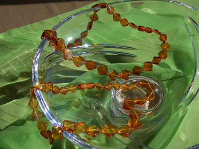 Amber Necklace ANECK05