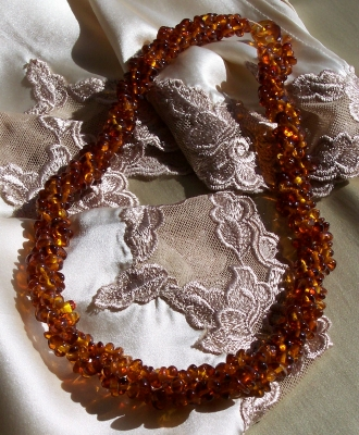Amber Necklace ANECK07