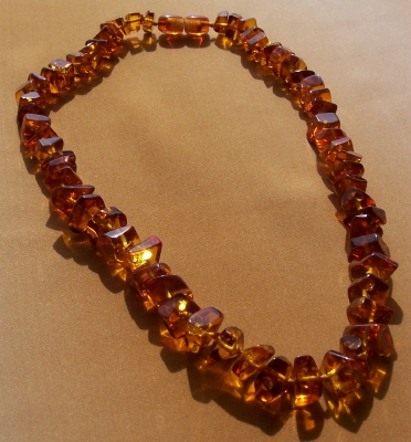 Amber Only Necklace ANECK11