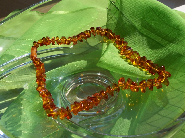 Amber Necklace ANECK11