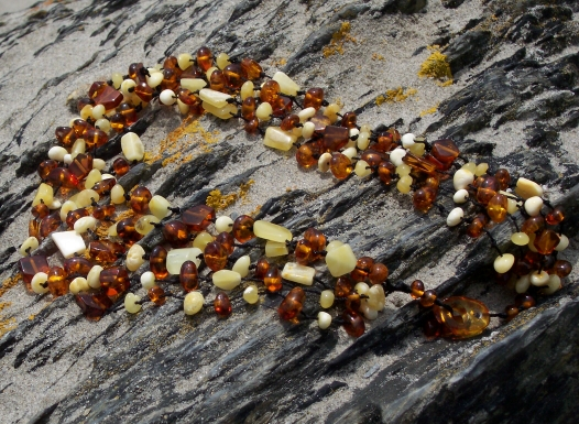 Amber Necklace ANECK14